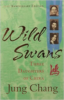 """book review wild swans Review: wild swans: three daughters of china by jung chang in this saga, jung chang opens the door into the intimate lives of four generations of women in wild swans, she covers the era of warlords and concubines (1920s) through the ideals of communism and life under mao, to the break-up of the """"gang of four"""" (1970s."""